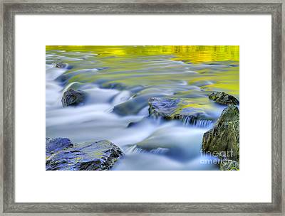 Argen River Framed Print by Silke Magino