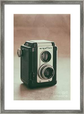 Framed Print featuring the photograph Argoflex by Ana V Ramirez