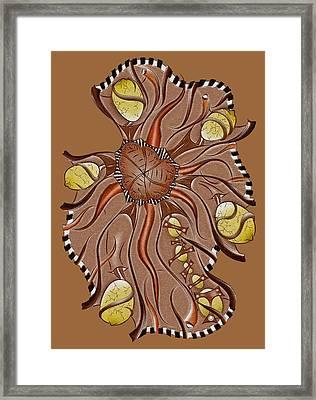 Arholusia V3 Framed Print by Cersatti