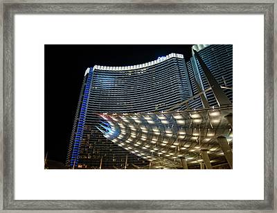 Aria Framed Print by Stephen Campbell