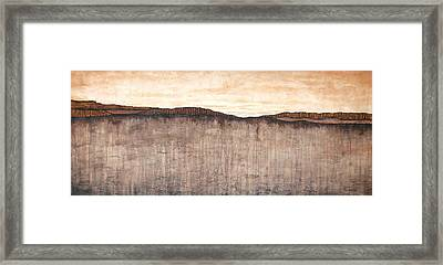 Arian Hills Framed Print