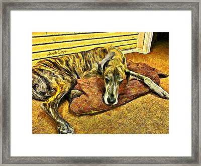 Arias The Great Framed Print