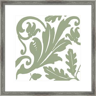 Arielle Olive Framed Print