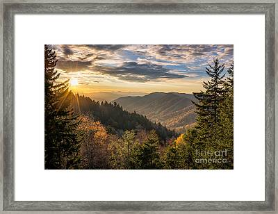 Arise Framed Print