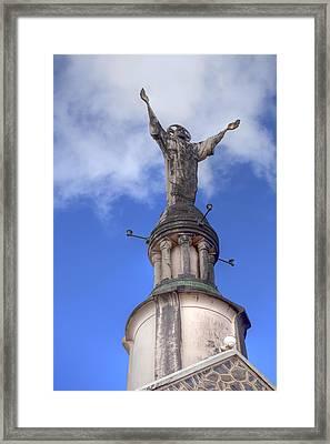 Arise Framed Print by Jon Glaser
