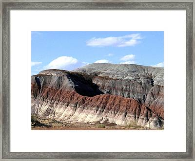 Arizona 16 Framed Print
