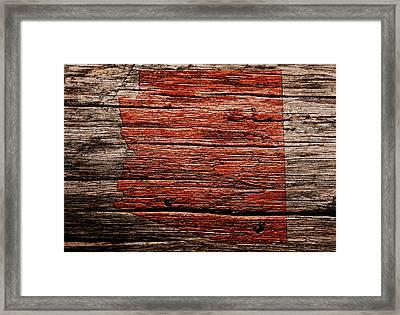 Arizona 1w Framed Print by Brian Reaves