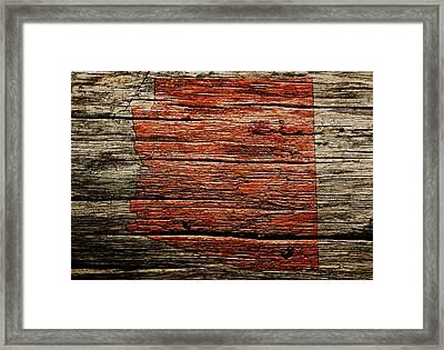 Arizona 2w Framed Print by Brian Reaves