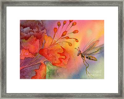 Arizona Fairy Framed Print by Amy Kirkpatrick