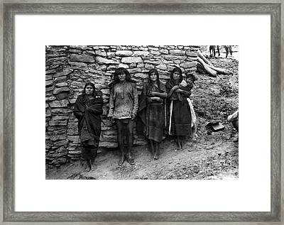 Arizona: Hopi, C1900 Framed Print