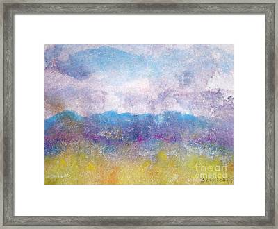 Arizona Impressions Framed Print