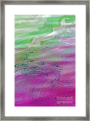 Arizona Oil 4 Framed Print