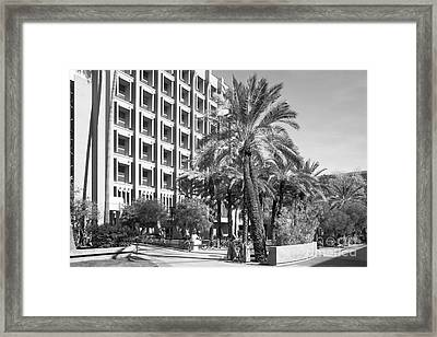 Arizona State University Statistical Sciences Framed Print by University Icons