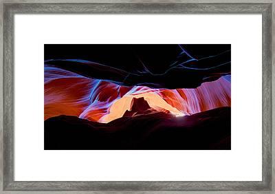 Arizona Underground Framed Print