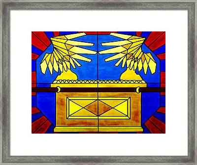 Ark Of The Covenant Framed Print