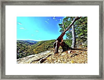 Arkansas Framed Print by Kevin Kuchler