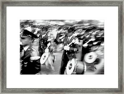 Armed Forces Of Colombia 8  Framed Print by Daniel Gomez