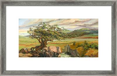 Armenia Framed Print