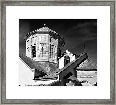 Armenian Church. Lviv, 2011. Framed Print