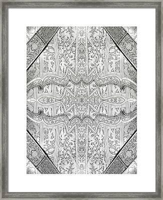 Armor Study 1 Framed Print