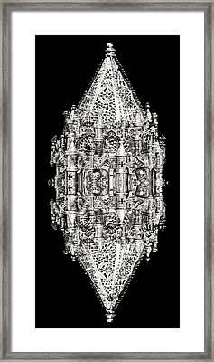 Armor Study 2 Framed Print