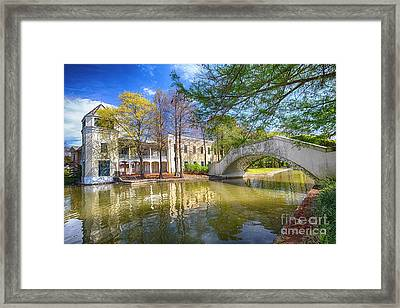 Armstrong Park, New Orleans, La Framed Print