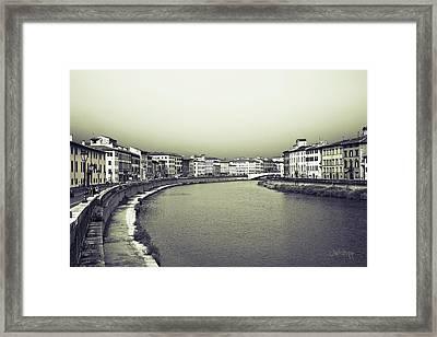 Arno II Framed Print