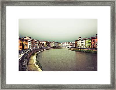 Arno Framed Print