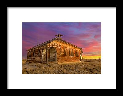 Reserve Framed Prints