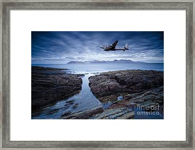 Arran Shackleton Framed Print