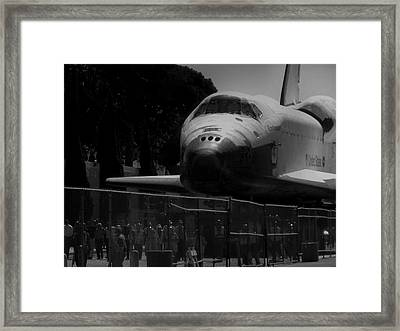Arriving Home Framed Print