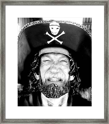 Framed Print featuring the photograph Arrrgh by Antonia Citrino