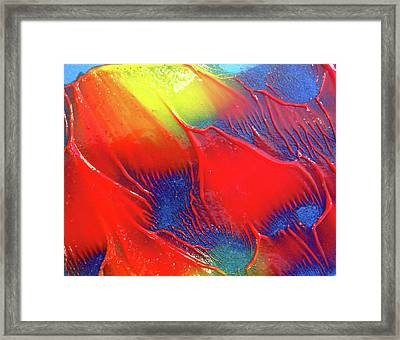 Art 0b Framed Print