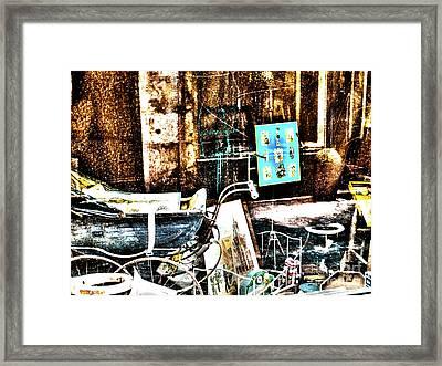 Art Ancien Framed Print