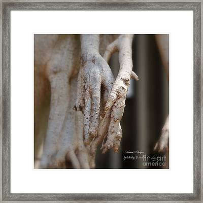 Art Around The World Project Framed Print