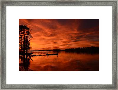 Art By God Framed Print by Lisa Wooten