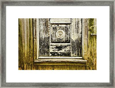 Art By Weather Framed Print by JAMART Photography
