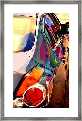 Art Car Framed Print