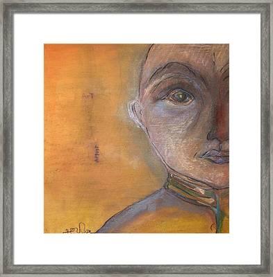 Art Critic Framed Print