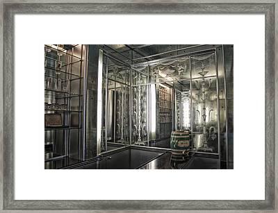 Art Deco Bar Framed Print