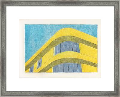 Art Deco Framed Print by Eric Forster