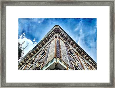 Art Deco Lexington Framed Print