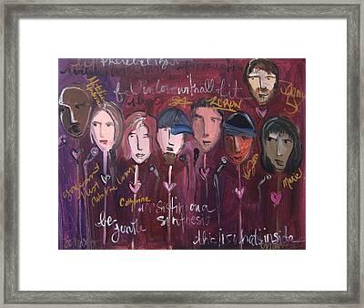 Art From Ashes 2010 Framed Print