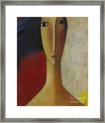 Art History Framed Print by Glenn Quist