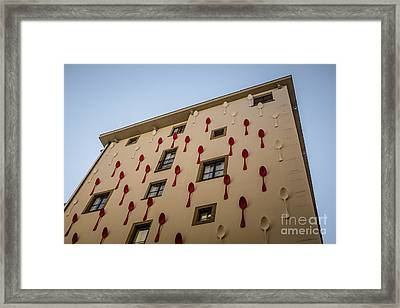 Art Hotel Florence Framed Print