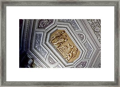 Art Illusion - Vatican Museum Framed Print