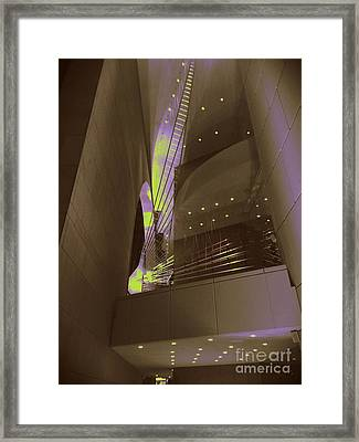 Art-itecture Framed Print by Jenny Revitz Soper