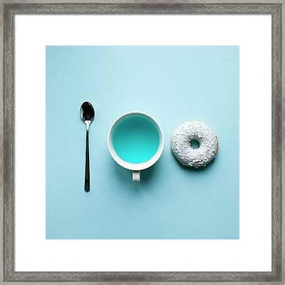 Art Kitchen II Framed Print