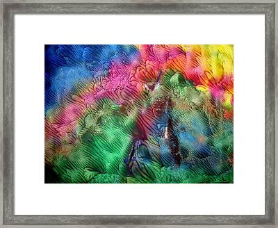 Art Leigh Odom 0004 Framed Print by Leigh Odom