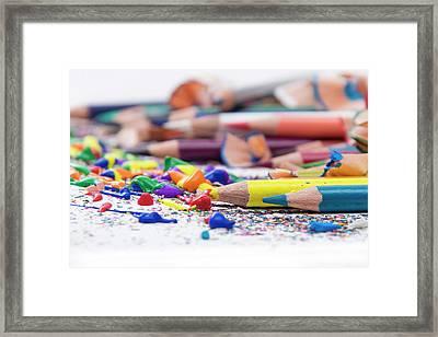 Art Life Framed Print
